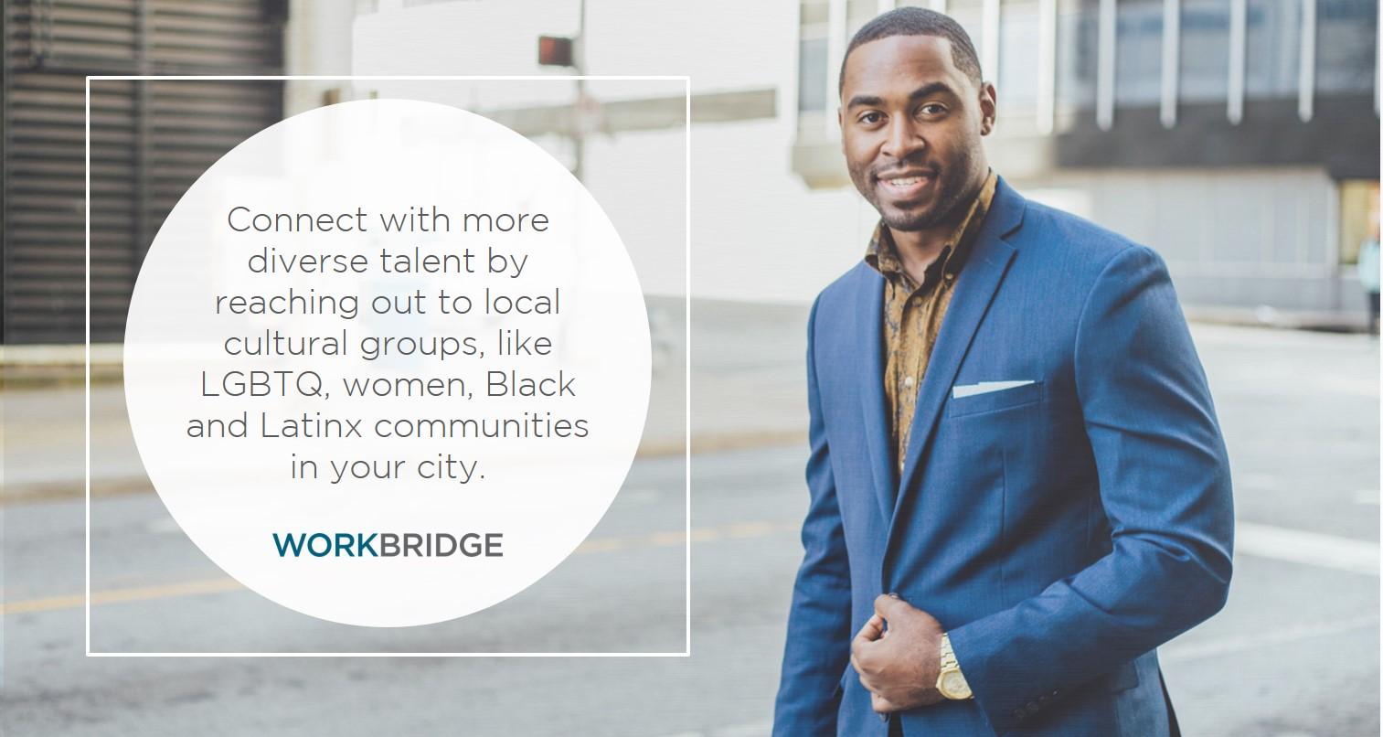 recruiting-tips, diverse-talent, best-hiring-practices, workbridge-associates, technology