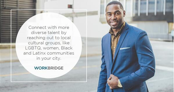 recruiting-tips, diverse-talent, best-hiring-practices, workbridge-associates, technology